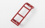 Rear Ladder for 1/18 Gelande D90 (Red)