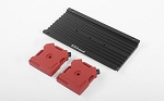 Overland Equipment Panel W/ Portable Fuel Cells for Traxxas TRX-4 Land Rover Defender