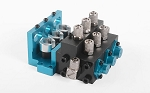 Heavy Equipment Hydraulic Valve