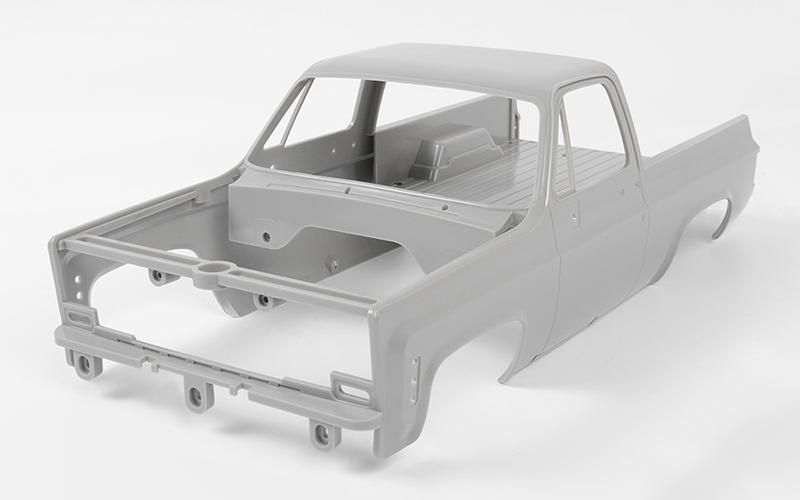 Rc4wd Chevrolet Blazer Main Body