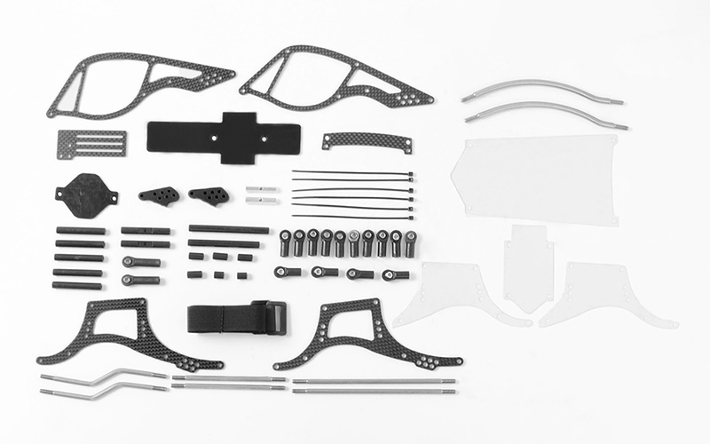 RC4WD MOA Competition Crawler Chassis Set