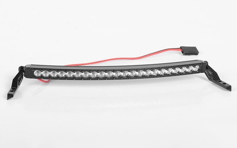 Rc4wd baja designs arc series light bar 124mm aloadofball Image collections