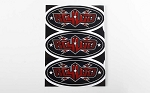 RC4WD Logo Decal Sheets (4