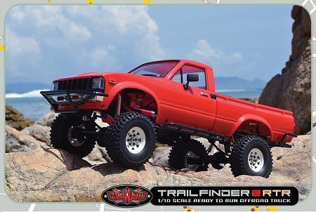 RC4WD Trail Finder 2 RTR w/Mojave II Body Set