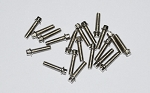 RC4WD Miniature Scale Hex Bolts (M2 x 8mm) (Silver)