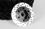 1.5 & 1.7 Steel Wheel Hex Hub with Brake Rotor