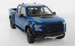 1/10 Desert Runner RTR Scale Truck w/Hero Hard Body Set (Blue)