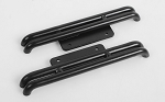 Steel Tube Side Steps for Tamiya Hilux & Bruiser (Black)