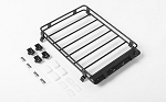 Malice Extended Roof Rack w/Lights for Tamiya CC01 Pajero
