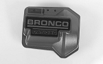 Aluminum Diff Cover for Traxxas TRX-4 '79 Bronco Ranger XLT (Grey)