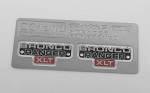 Side Metal Emblem for Traxxas TRX-4 '79 Bronco Ranger XLT