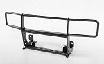 Ranch Front Grille Guard for Traxxas TRX-4 '79 Bronco Ranger XLT (Black)