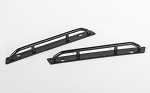Steel Side Sliders for 1/18 BlackJack Body (Black)
