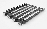 Roof Rack w/IPF Lights for 1/18 Gelande II RTR w/Black Rock Body