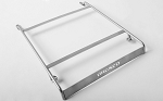 King Roof Rack for Traxxas TRX-4 '79 Bronco Ranger XLT (Silver)