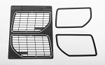 Metal Side Window Guard for MST 1/10 CMX w/ Jimny J3 Body