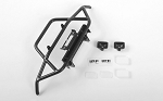 Steel Tube Front Bumper w/IPF Lights for MST 1/10 CMX w/ Jimny J3 Body