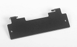 Rear License Plate Holder for JS Scale 1/10 Range Rover Classic Body