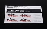 Front Windshield Decals for 1985 Toyota 4Runner Hard Body