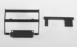 Steel Push Bar Front Bumper for 1985 Toyota 4Runner Hard Body