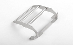 Cowboy Front Grille for Traxxas TRX-4 Chevy K5 Blazer (Silver)