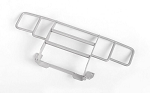 Ranch Front Grille for Traxxas TRX-4 Chevy K5 Blazer (Silver)
