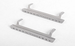 Cortex Side Sliders for Traxxas TRX-4 Chevy K5 Blazer (Silver)