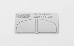 Mirror Decals for Traxxas TRX-4 Mercedes-Benz G-500