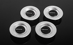 Armor Wheels for DJI Robomaster (Chrome)