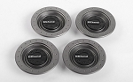 Armor Wheels for DJI Robomaster (Gunmetal)