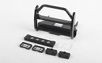 Wild Front Bumper w/ Flood Lights for Traxxas TRX-4 Mercedes-Benz G-500