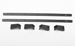 Roof Rack Rails for Capo Racing Samurai 1/6 RC Scale Crawler