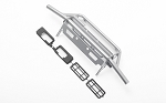 Guardian Tube Front Bumper for Capo Racing Samurai 1/6 RC Scale Crawler (Silver)