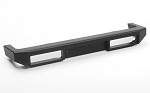 Trifecta Rear Bumper for Capo Racing Samurai 1/6 RC Scale Crawler (Black)