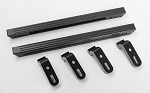 Tonfa Side Sliders for Traxxas Mercedes-Benz G Trucks (Black)