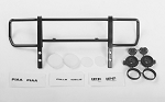 Command Front Bumper w/ White Lights for Traxxas Mercedes-Benz G 63 AMG 6x6