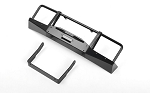 Oxer Metal Front Winch Bumper for JS Scale 1/10 Range Rover Classic Body