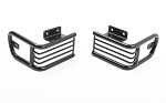 Rear Light Guards for for Traxxas TRX-4 Mercedes-Benz G-500 (Black)