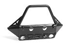 Rough Stuff Metal Front Bumper for Axial 1/10 SCX10 III Jeep JLU Wrangler