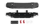 OEM Front Bumper w/ License Plate Holder for Axial 1/10 SCX10 III Jeep JLU Wrangler