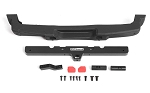 OEM Rear Bumper w/ Tow Hook for Axial 1/10 SCX10 III Jeep JLU Wrangler
