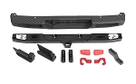 OEM Rear Bumper w/ Tow Hook for Axial 1/10 SCX10 III Jeep JT Gladiator