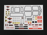 Generic Scale Body Decal Sheet (Ver 2)