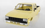 RC4WD Mojave II Four Door Complete Body Set (Tan)