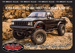 RC4WD Trail Finder 2 RTR w/Mojave II Body Set (Midnight Edition)