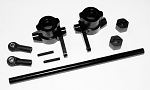 Predator Tracks Front Fitting Kit for HPI Wheely/Crawler King Axle
