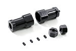 Predator Tracks Rear Fitting kit for Axial AX-10 Axles (Scorpion, SCX10)
