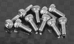 Socket Head Cap Screw M2 X 5mm (10)