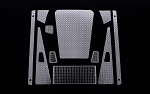 Diamond Plate Accessory Pack for Gelande II D90 Body