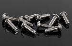 Button Head Cap Screws M3 x 10mm (10)